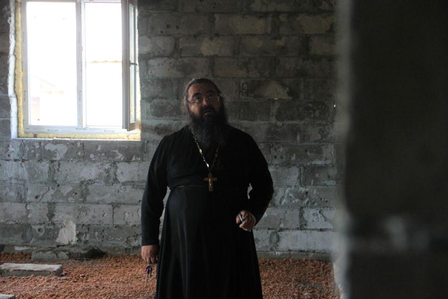Отец Иаков Фото Анны Неволиной