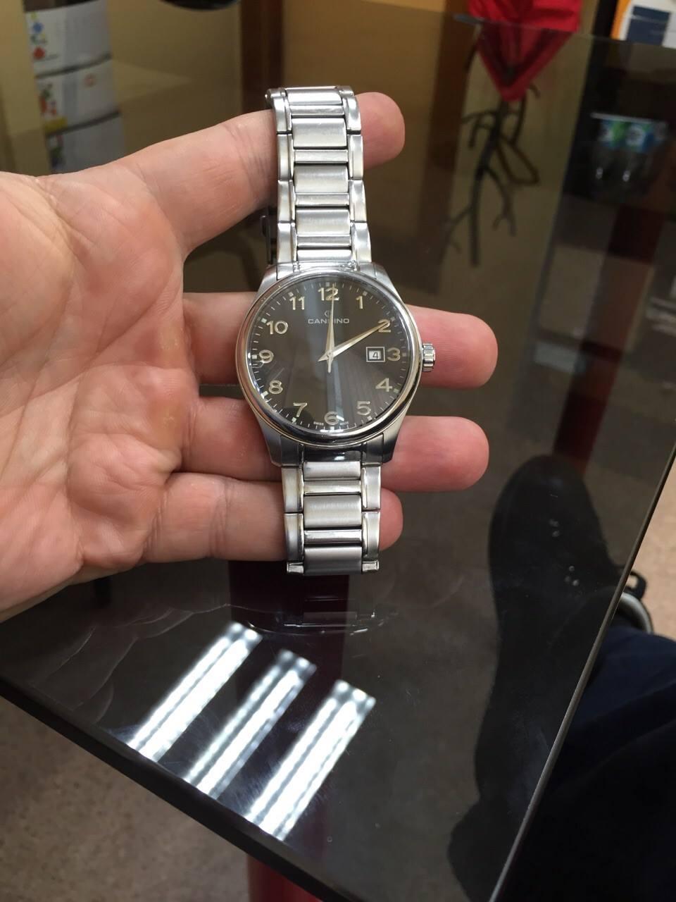 Часы Константина Болышева