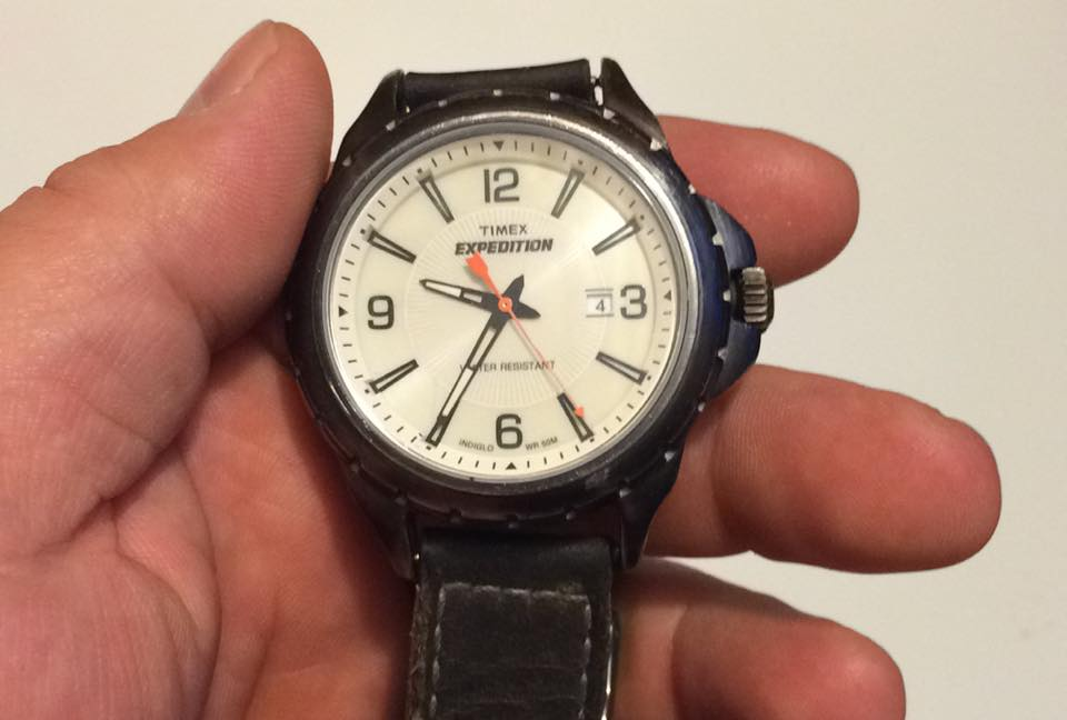 Часы депутата Дениса Ярина