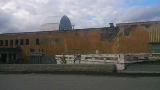 """Судьба здания театра """"Вариант"""" пока остается неопределенной Фото с сайта об-урал.рф"""