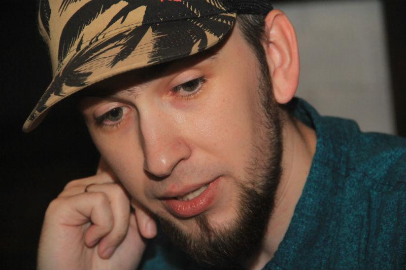 Александр Литвиненко Фото Анны Неволиной