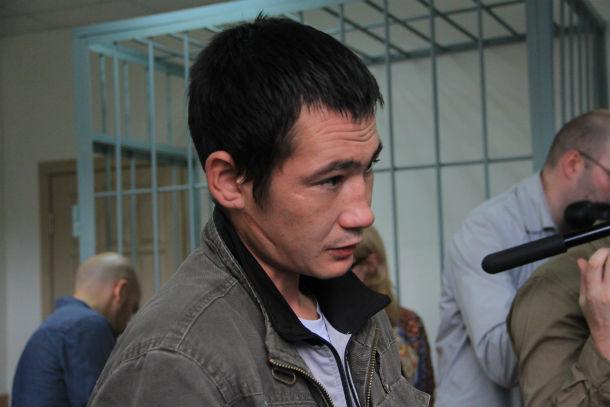 Сергей Гарипов Фото Анны Неволиной
