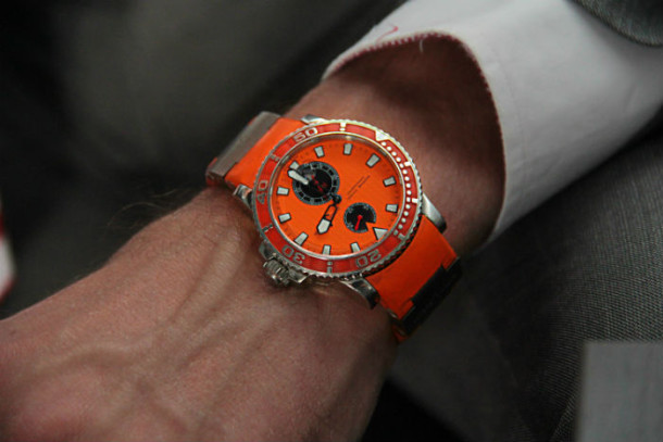Часы Константина Дрыгина