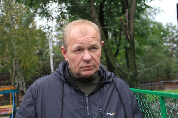 Леонид Баранников Фото Анны Неволиной