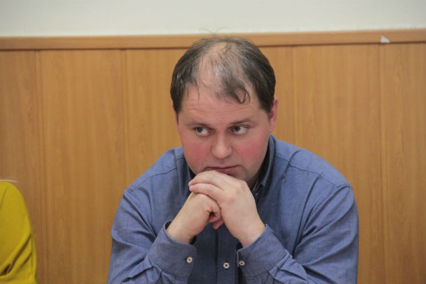 Юрий Прохоров Фото из архива редакции