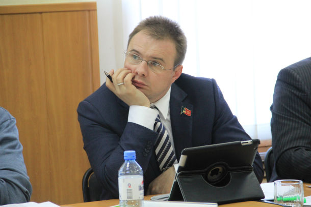 Андрей Углов Фото из архива редакции