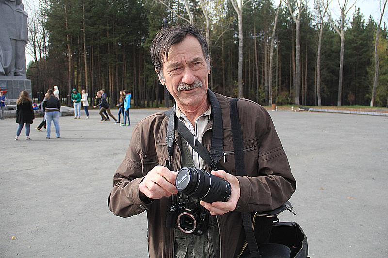 Фотограф Иван Гиляшев Фото Анны Неволиной