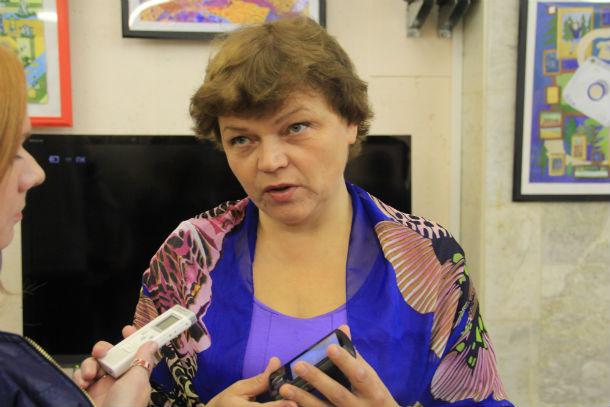Ирина Нарбутовских Фото Анны Неволиной