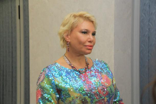 Татьяна Андреева Фото Анны Неволиной