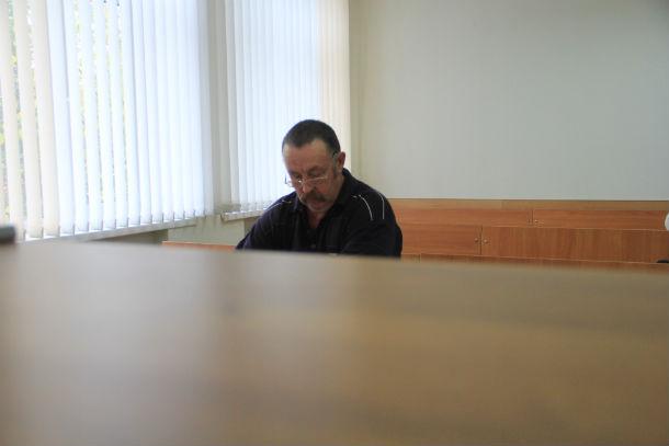 Владимир Терехов Фото:Анна Неволина.Городские вести