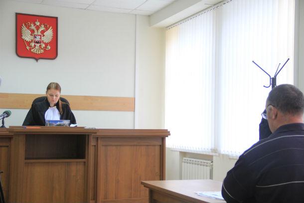 Судья Екатерина Елисеева Фото: Анна Неволина.Городские вести