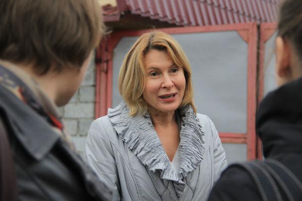 Елена Чечунова Фото Анны Неволиной