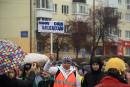 «Кросс наций 2015» в Первоуральске: «Первый забег, зонты убрать!»