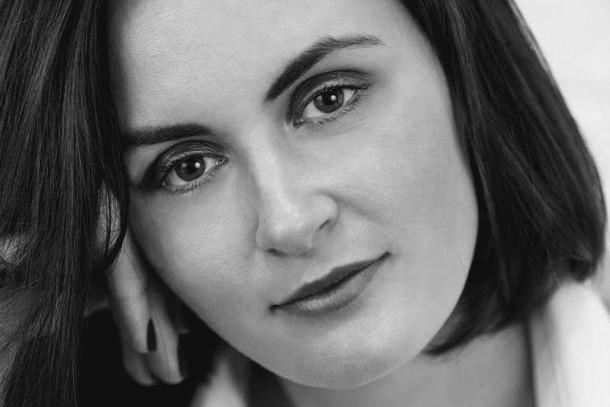 Светлана Колесникова, журналист Фото Вероники Фризен