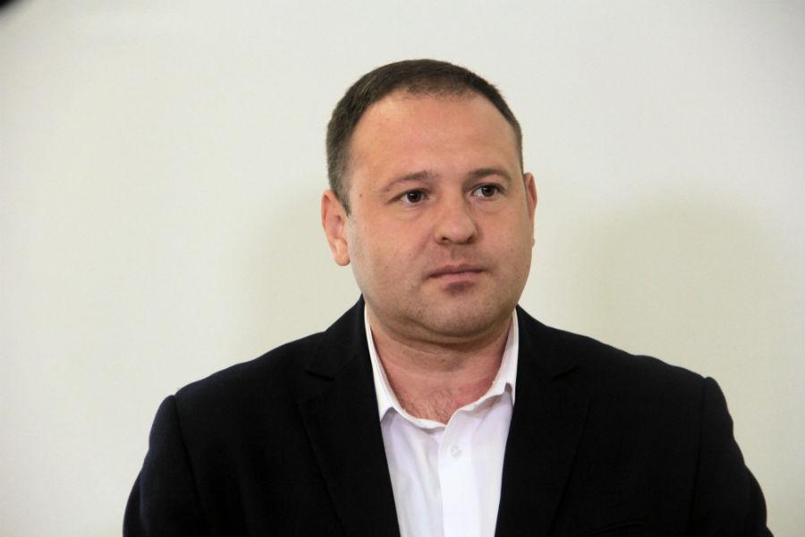 "Директор ""Старта"" Владислав Пунин"