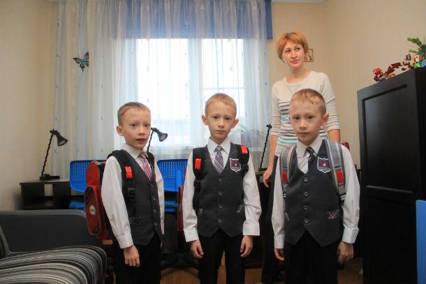 К школе готовы Фото Анны Неволиной
