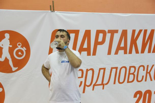 «Городские вести» взяли «серебро» областной Спартакиады СМИ
