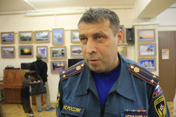 Андрей Чернышев Фото Анны Неволиной