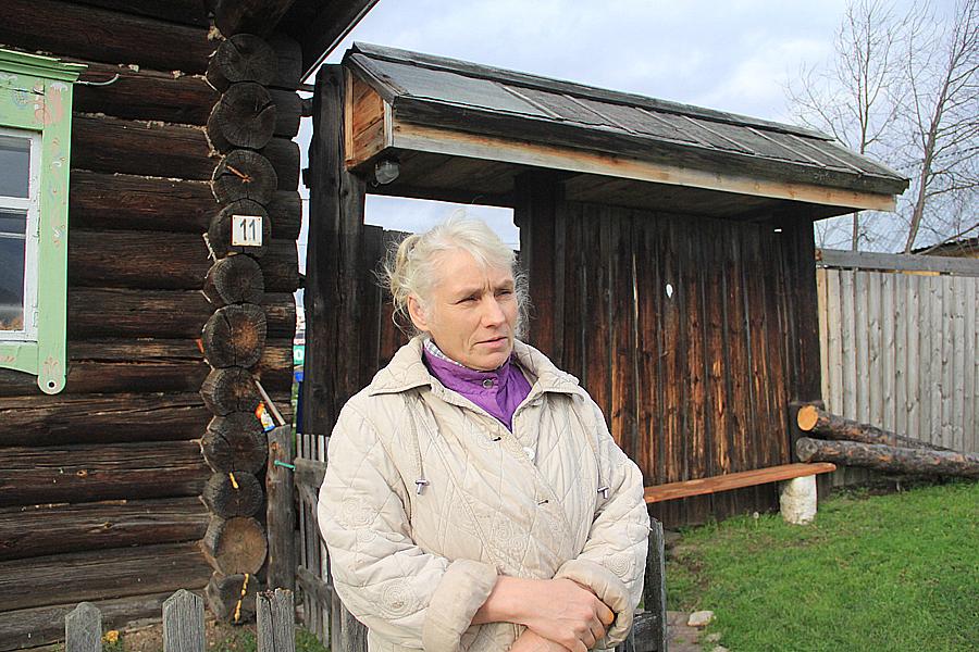 Татьяна Осолихина Фото Анны Неволиной