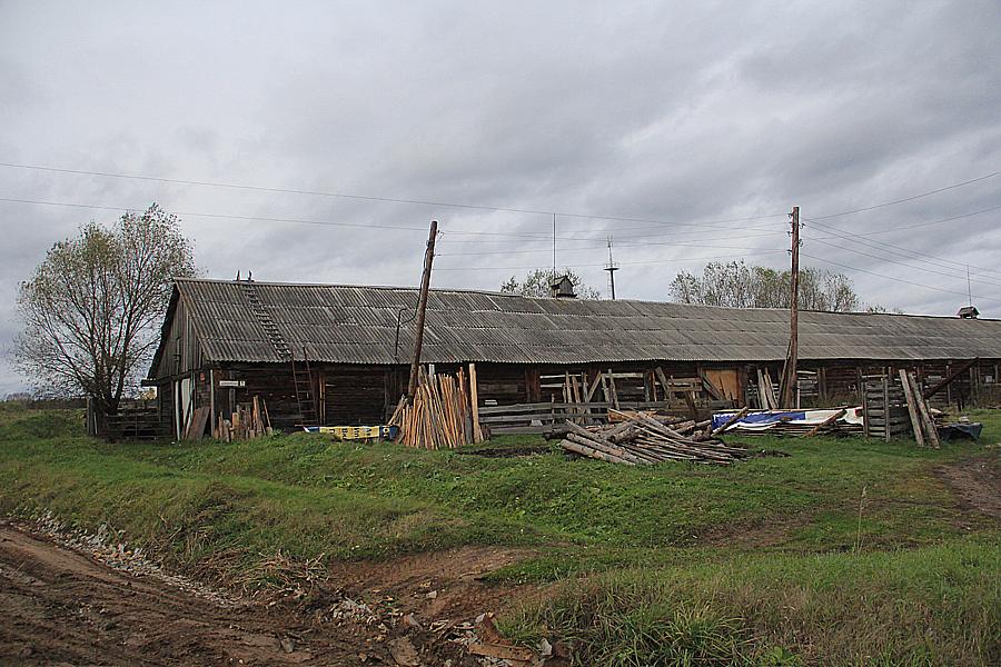 Ферма Сергея Еланцева Фото Анны Неволиной