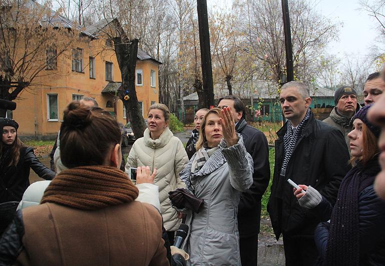 Елена Чечунова, депутат ЗакСо Свердловской области Фото Анны Неволиной