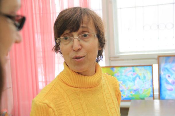 Светлана Касьянова Фото Анны Неволиной