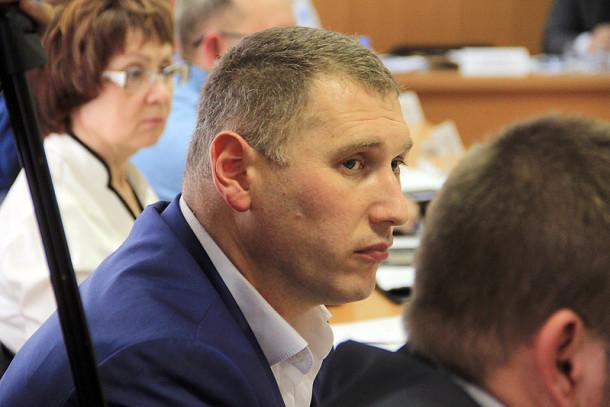 Вадим Чертищев, депутат Фото из архива редакции