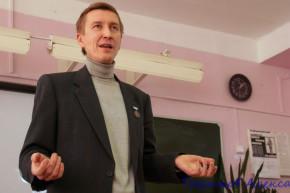 Писатель Андрей Щупов