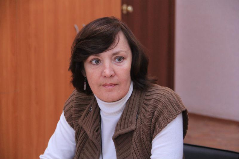 Елена Уланова