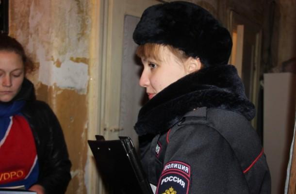 Фото предоставлено пресс-службой первоуральского отдела МВД