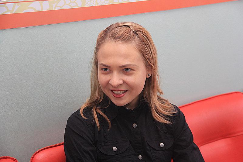 Наталья Присяжная Фото Анны Неволиной