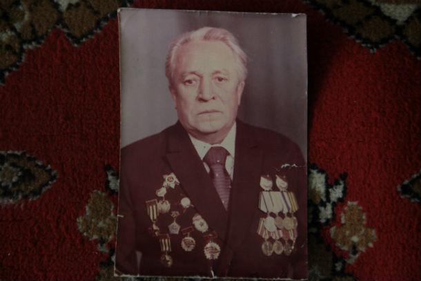 Геннадий Попов Фото из семейного архива Плотниковых