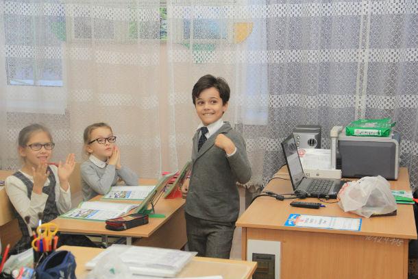 """Алан Мамедов, победитель в номинации """"Супергерои"""": """"Я победил? Круто!"""" Фото Анны Неволиной"""