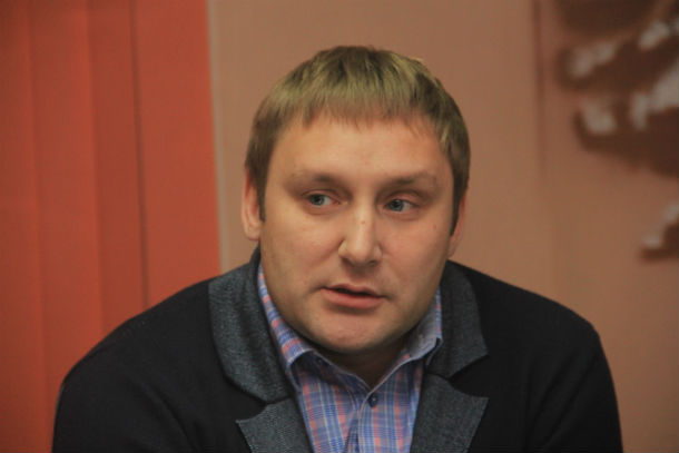 Вячеслав Перевалов Фото Анны Неволиной