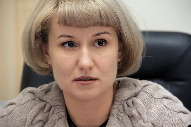 Светлана Гладкова, замглавы по экономике и финансам Фото из архива редакции