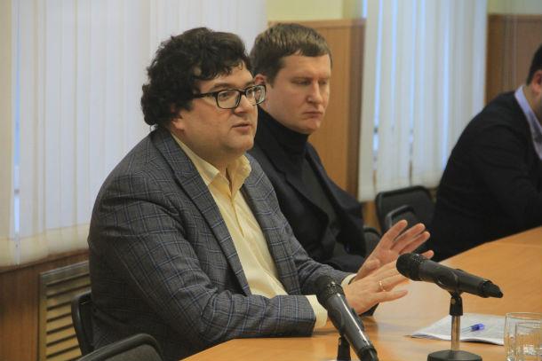 Александр Предеин, эксперт Фото Анны Неволиной