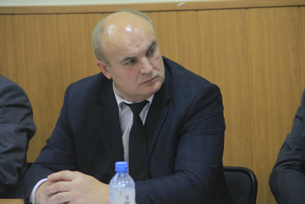 Николай Козлов неожиданно жестко высказался в адрес председателя ТКДН Фото Анны Неволиной