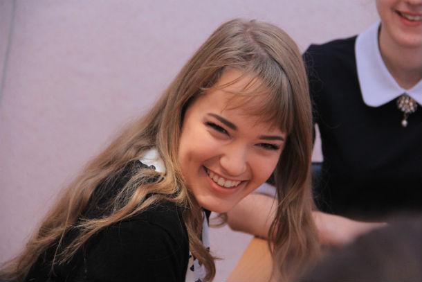 Ирина Кириллова Фото из архива редакции