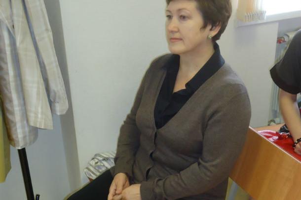 Светлана Куделькина Фото из архива редакции