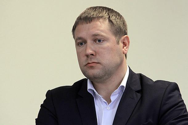 Дмитрий Солдатов заместитель главы по муниципальному управлениюФото из архива редакции