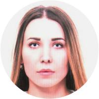 Кристина Руденко, 23 года. Выдвинута Свердловским региональным отделением ЛДПР.