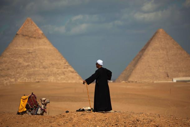 Египет – самая популярная, по данным Ростуризма, страна выезда у россиян. Фото Emilio Morenatti / AP