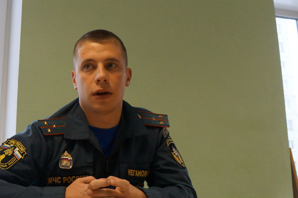 Алексей Неганов Фото Марии Поповой