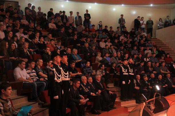 День призывника в Первоуральске Фото Анны Неволиной