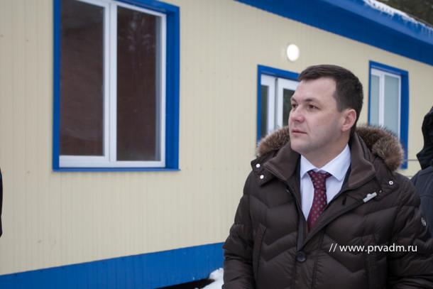 Глава администрации Первоуральска Алексей Дронов Фото с сайта prvadm.ru