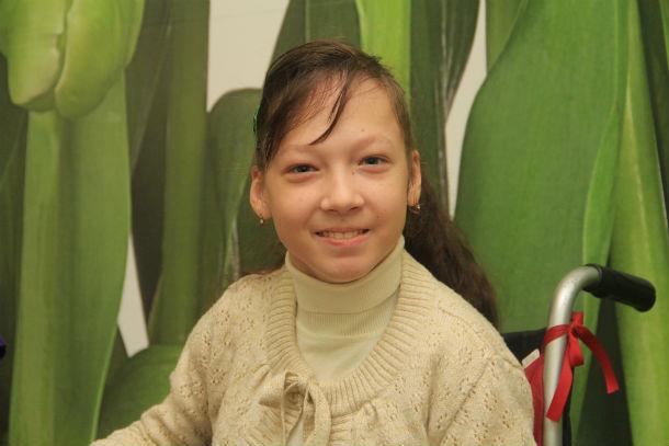 Лиза Царева Фото из архива редакции