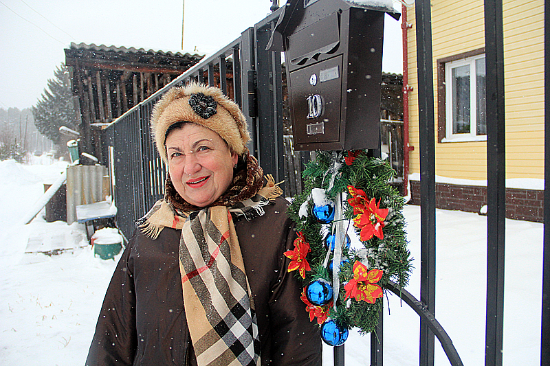 Надежда Юрова Фото Анны Неволиной