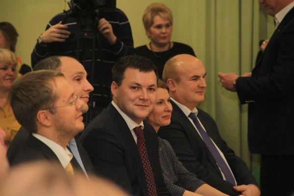Глава администрации Алексей Дронов Фото Анны Неволиной