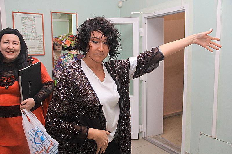 Ольга Орлова Фото Анны Неволиной