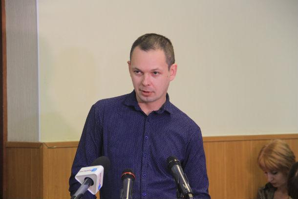 Алексей Чигвинцев Фото Анны Неволиной